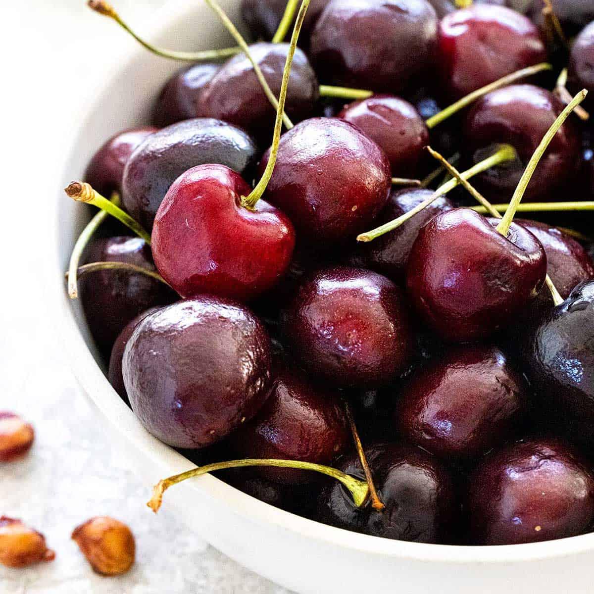 Full Moon Recipe for September: Frozen Cherry Cobbler